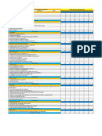 A Business Plan Checklist and for Presentation Grading System 1