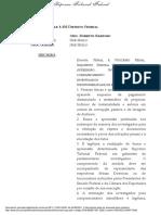 Decisão Barroso