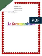 La Correspondencia