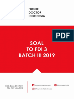 [FDI] Soal FDI 3 BATCH AGUSTUS 2019.pdf