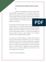 NUMERACIÓN DE MICROORGANISMOS AEROBIOS MESÓFILOS VIABLES.docx