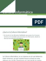 Ppt Cultura Informática