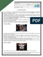 Arte Indígena Brasileira e Tocantinense