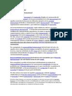 """Desarrollo Del Trabajo """"Responsabilidad internacional por actos lícitos de alto riesgo"""""""