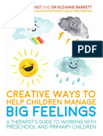 Creative Ways to Help Children Manage BIG Feelings_ a Therapist's Guide to Working With Preschool and Primary Children ( PDFDrive.com )