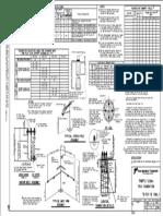 TXDOT Traffic Signal Pole Foundation
