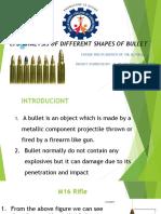 m16 Bullet
