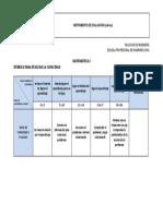 Instrumento de Evaluación 1