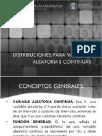 SEMANA 7 DISTRIBUCIONES PARA VARIABLES ALEATORIAS CONTINUAS.pptx