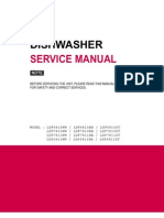 LG - DW - LDF6810 Service Manual