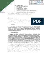 Exp. 00083-2019-0-2111-JR-LA-02 - FELIX CARREON