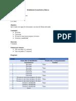 Carta Descriptiva Talleres Habilidades Socioafectivas