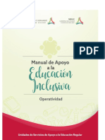 MANUAL _ USAER_CAMPECHErecibidoenero2018del Depto