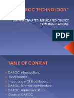 Daroc Technology Ppt