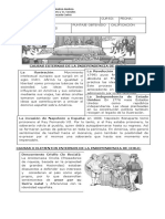 guia IndependenciadeChile-1°MEDIO