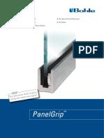 PanelGrip - Glass Railing System