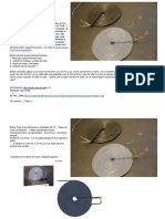 TEORIA  TESLA Bobina Primaria Casera + Electro Magnet Transformador de Inducción