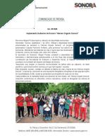 """01-09-19 Implementa Gobierno de Sonora """"Heroes Orgullo Sonora"""""""