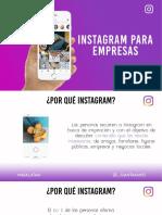 Instagram - Mda - PDF