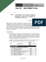 592.2009.Doc-nulidad Por No Implementar Observaciones de Pronunciamento