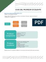 10 Competencias del Profesor Excelente