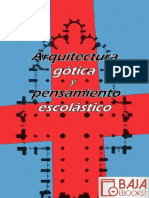 Arquitectura gotica y pensamien - Erwin Panofsky.epub