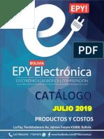 Componentes electrónicos precios y catalogo