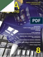 D+4 Magazin, Diseño y Arquitectura.