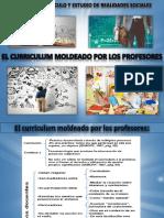 Curriculum Moldeado Por Los Profesores