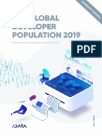 Global Developer Population Report - Community Edition