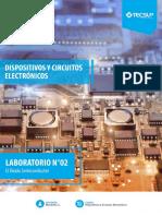 Lab_02 Diodos Semiconductores Informe