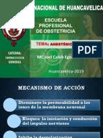 03 Anestesicos Locales