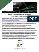 DMSO _ Dimetil Sulfóxido _ El Gran Aliado de la Salud _ by Fernando Muñoz Fernández