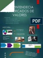 SUPERINTENDECIA DE MERCADOS DE VALORES.pptx