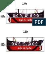Barco Con Dos Caras