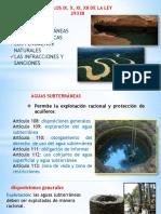 resumen de la norma de los recursos hidraulicos