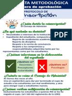 Protocolo reinscripcion