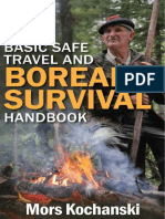 Basic Safe Travel and Boreal Survival Handbook - Gems From Wilderness Arts and Recreation Magazine