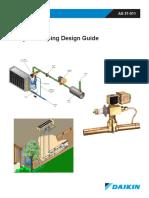 Refrigerant Piping Design Guide Daikin AG 31-011 LR