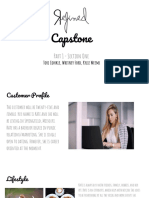 Capstone Visual Merchandising