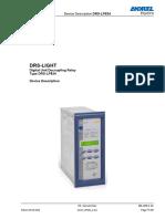 DRS-LP824 Unit Decoupling e