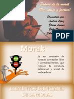 exposicion etica