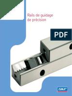 4183FR Rails de Guidage de Precision