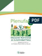 Tema 1 - Beneficios Actividad Física