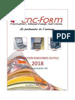 Fascicule CNC FORM