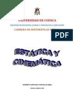 LIBRO ESTÁTICA Y CINEMÁTICA