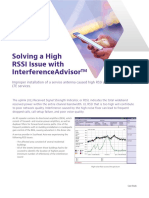 Solving High Rssi Issue Interferenceadvisor Case Studies En