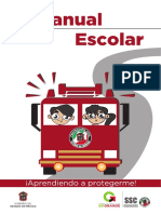 Manual de Emergencia Escolar Edomex