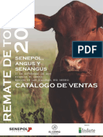 Catálogo El Cerro