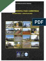 Manual Ambiental Para Construccion de Carreteras